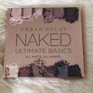 Urban decay naked ultimate basics new